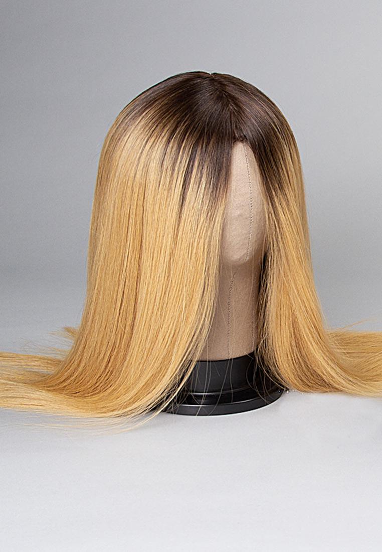 ПАРИК КОМБИНИРОВАННЫЙ – Натуральные волосы славянской линии