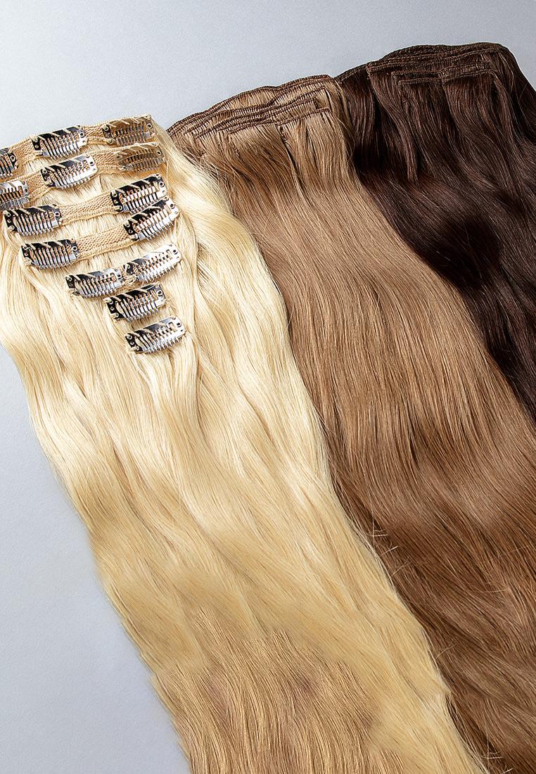НАКЛАДНЫЕ ПРЯДИ – Славянская линия волос