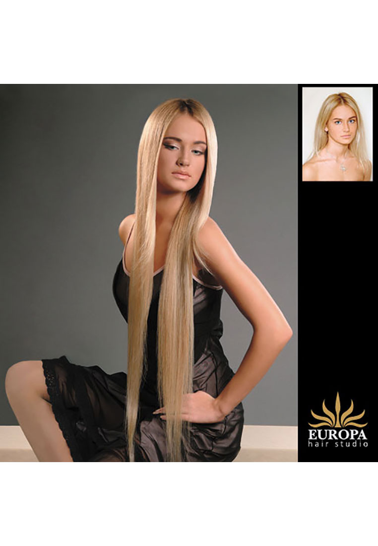 Slavic hair ExclusiveHair with keratin capsule