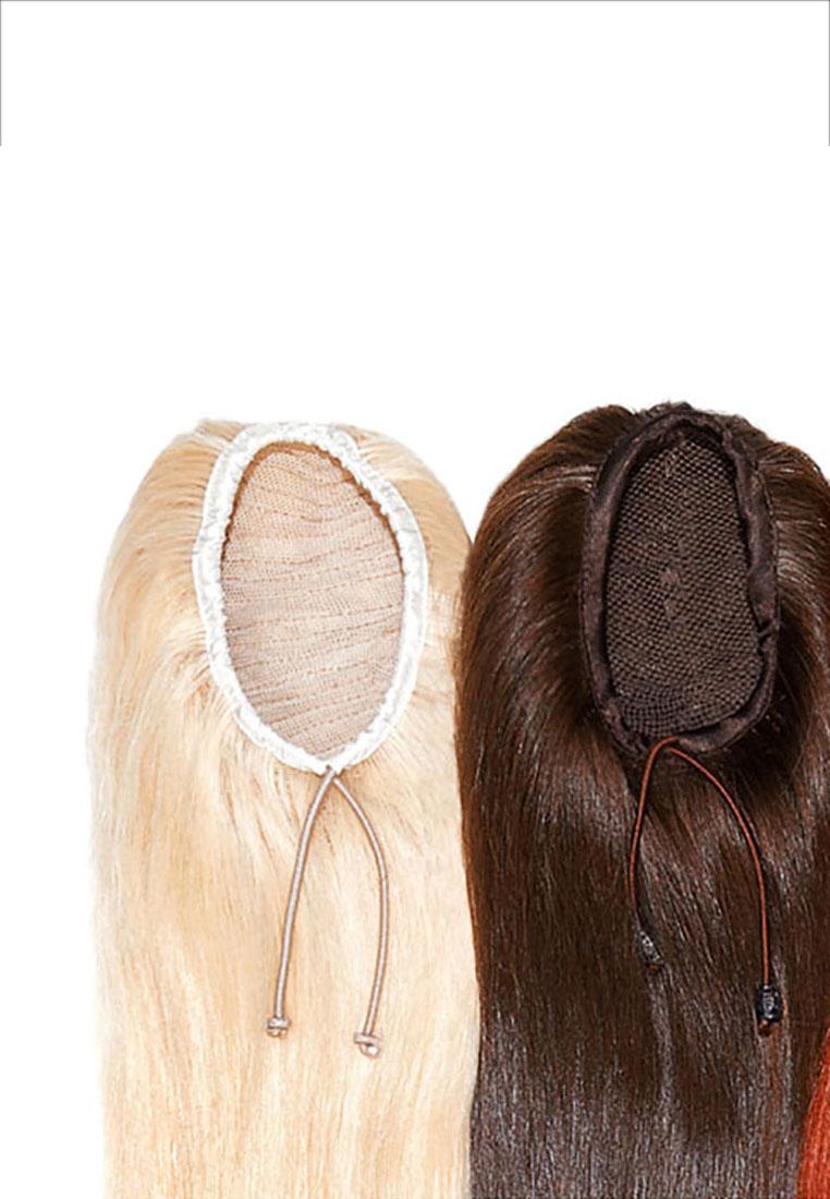 Как делается тресс для парика. МК Страна Мастеров 10