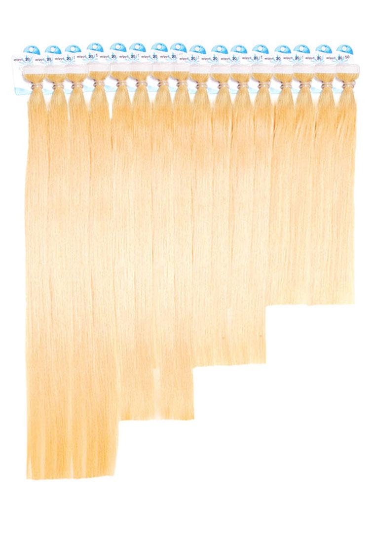 Ленты «ЕВРОПА» из славянских волос 2,8 см