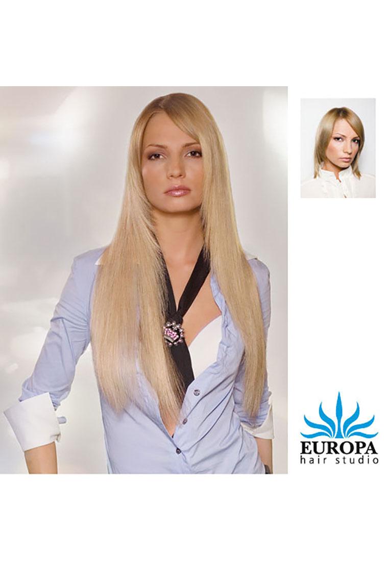 Славянские волосы Standard hair с кератиновой капсулой