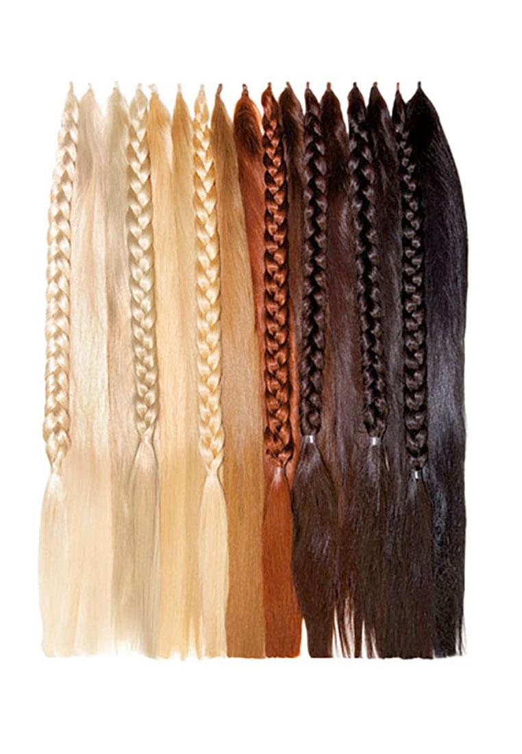 False braid Europ hair line