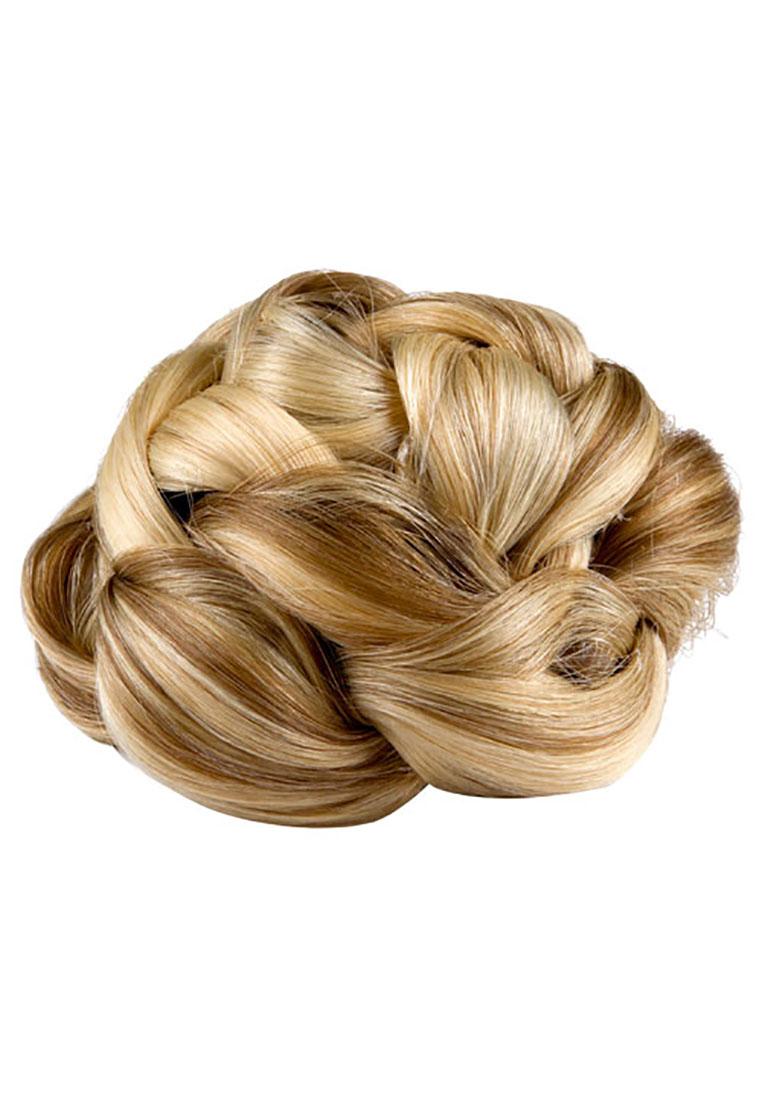 Flock of hair