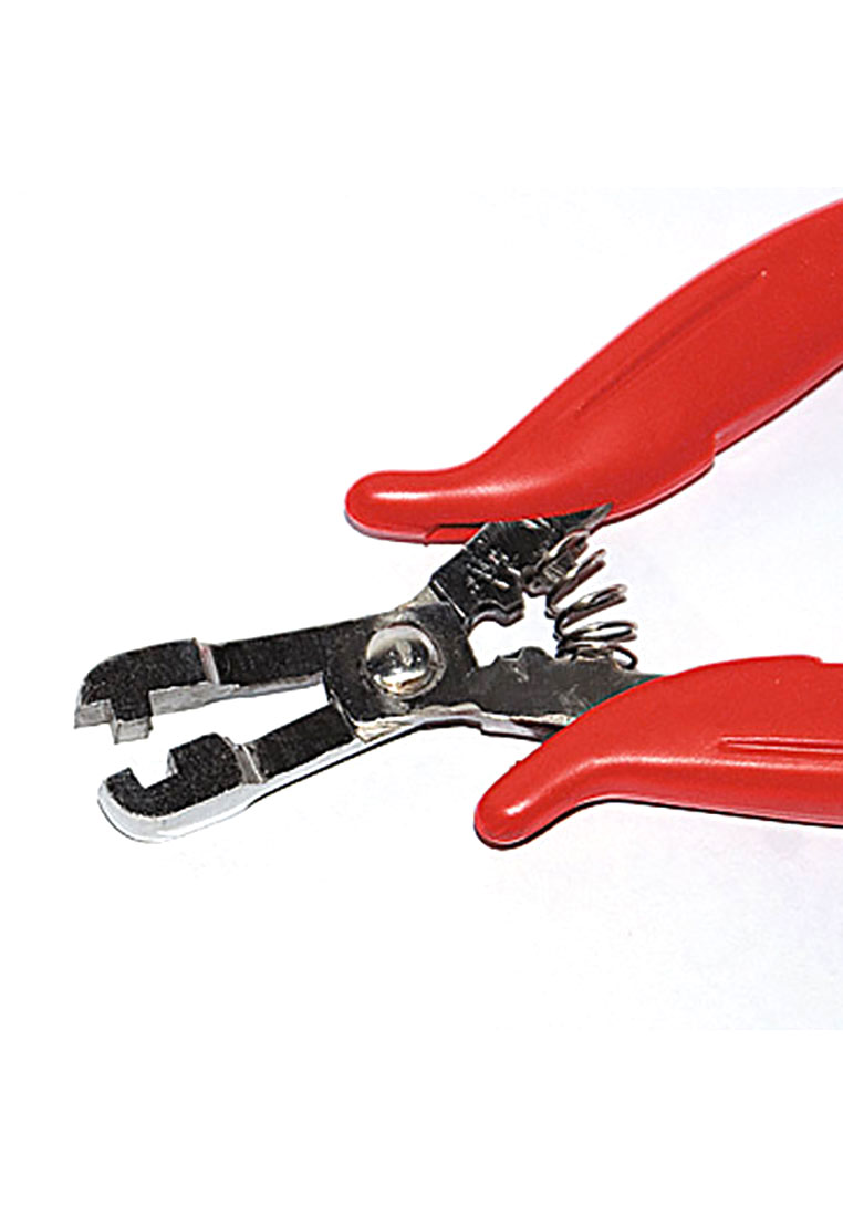 Pliers for flat capsules making  (6 mm)