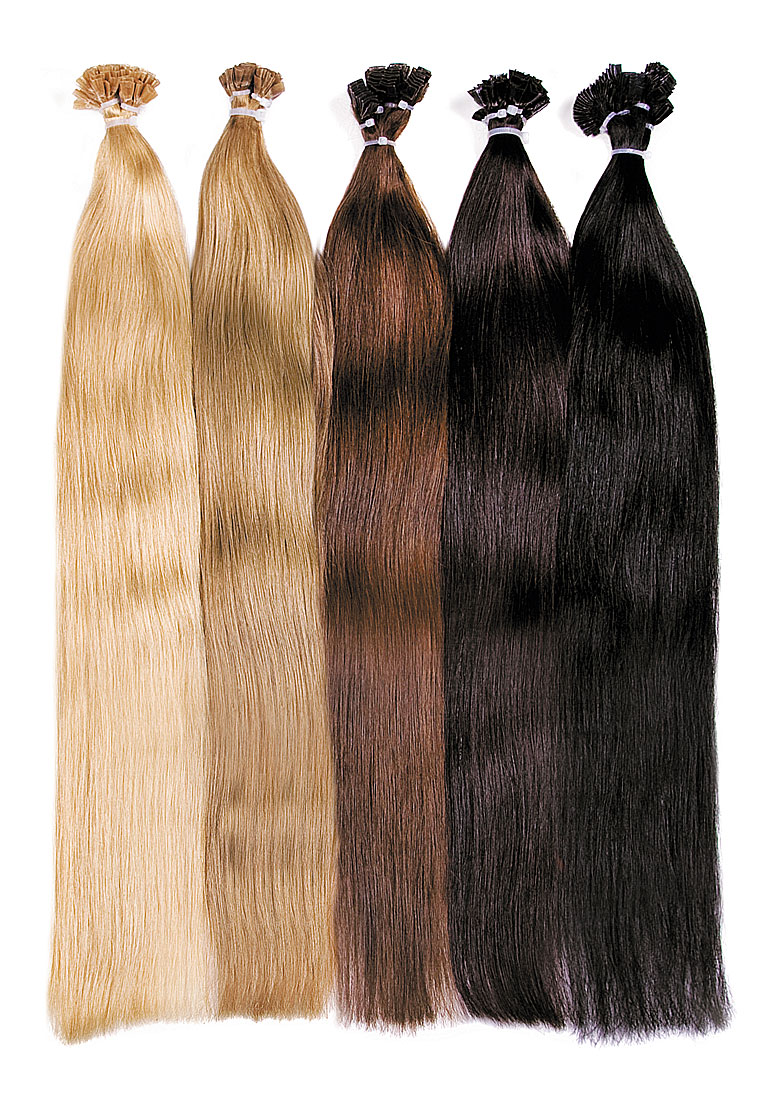 Southern Russian Hair with keratin capsule